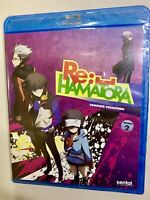 Re: Hamatora: Season 2 (Blu-ray Disc, 2016, 2-Disc Set) BRAND NEW• Ships Free