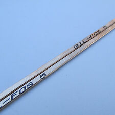 SIL FOS 5 Silver Brazing with 5% Silver -- Two 10 Inch Pieces - New Product
