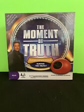 2008 The Moment of Truth Game with Toy Biometric Lie Detector Sealed