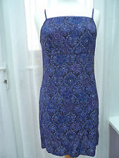 MARKS AND SPENCER STRAPPY DRESS SIZE 8