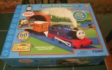 STEAM ALONG THOMAS SET THOMAS & FRIENDS TRAIN SET TOMY