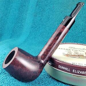 EXCELLENT! 2015 DUNHILL BRUYERE CLASSIC LOVAT English Estate Pipe LEATHER SLEEVE