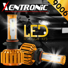 XENTRONIC LED HID Headlight kit 9006 White for 1990-1994 Audi V8 Quattro