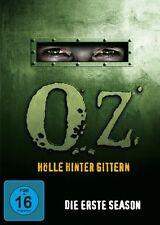 2 DVD-Box ° Oz - Hölle hinter Gittern ° Staffel 1 ° NEU & OVP