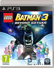 LEGO Batman 3: Beyond Gotham Playstation 3 (PS3) Brand New Sealed