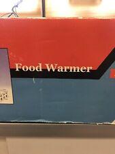 Adcraft Fw-1200W Portable Steam Table Food Warmer