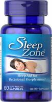 Puritan's Pride Sleep Zone - 60 Capsules (free shipping)