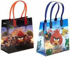 12PCS Angry Birds Authentic Licensed Goodie Party Favor Gift Birthday Loot Bags
