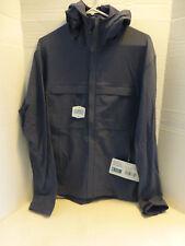 Sierra Designs All Season Softshell Jacket Mens Medium Navy Blue NEW