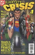 Identity Crisis #1 (2004) Dc Comics