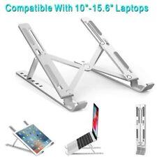 Adjustable Laptop Stand Folding Desktop Holder Aluminum Bracket Office Support