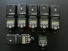 Yongnuo 560Iii set of 6 with Remote trigger/control + Extras