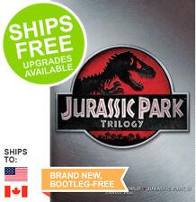 Jurassic Park / Lost World / Jurassic Park 3 (DVD 2018) NEW, Collection, Trilogy