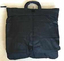 "NEW - Military Flight Flyer Pilot Helmet Bag 19""X19"" - Black"