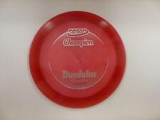 Innova Champion Daedalus Maroon w/ Silver stamp 175g -New