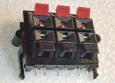 Bornier Surround Speakers à pince.Pièce détachée SONY STR-DE315/DIY projet.