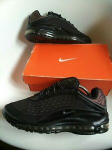 Nike air max og supreme mens trainers Size 9 eu 44 genuine vt black solas