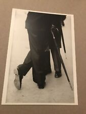 Postcard. Modern. Famous Photographers. Jean Rey. Gentlemen With Cane 1965