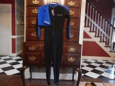 Bib Hood & Body Suit Henderson Lycra Hot Skins Scuba Snorkeling Diving Dive Wear