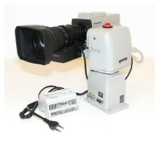 Panasonic AW-PH360L PAN/TILT Heads and AW-E860L 2/3 SD Broadcast camera