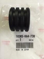 Honda OEM Exhaust Pipe to Muffler Rubber Seal / Gasket 1986-2007 CR 250 / CR250R