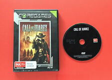 Call of Juarez for PC - See My Ebay Store For More Games