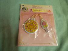 Sailor Moon Japan lottery prize Kuji charm key chain key ring star