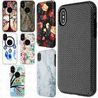 Apple iPhone X XS Shockproof Sleek Hybrid Impact Dual Layered Case Phone Cover