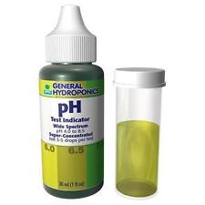 General Hydroponics pH Test Kit 1 oz Ounce - Hydroponics Up Down Combo