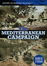 Mediterranean Campaign (DVD, 2013, 3-Disc Set, Tin Case) SEALED Free Shipping