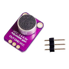 1pc GY-MAX4466 electret microphone amplifier MAX4466 adjustable amplifier module