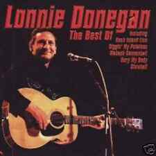 LONNIE DONEGAN / THE BEST OF * NEW CD * NEU *