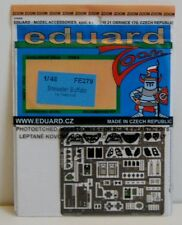 Eduard 1/48 FE279 Colour Zoom etch for the Tamiya Brewster Buffalo kit