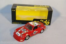 SOLIDO 68 PORSCHE 934 VSD RALLY MINT BOXED
