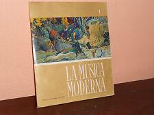 """DISCO 33 GIRI VINILE COLLANA """"LA MUSICA MODERNA"""" N.1 DEBUSSY CLASSICA"""