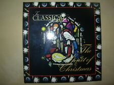 THE SPIRIT OF CHRISTMAS - IN CLASSICAL MOOD CD & BOOK VGC BRITTEN - BACH -HANDEL