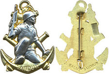 11° Régiment d'Artillerie de Marine, 11° Batterie, monobloc, Balme (9450)