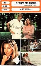 FICHE CINEMA : LE PRINCE DES MAREES - Streisand,Nolte 1991 The Prince Of Tides