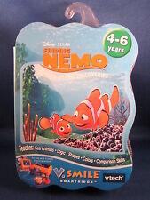Vtech Vsmile Finding Nemo Video Game Sealed