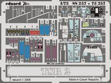 EDUARD 1/72 TSR-2 pré-peints à couleurs ! #ss257