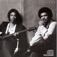 The Clarke/Duke Project, Vol. 1 by George Duke/Stanley Clarke (Bass) (CD, Jul-19