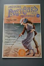 R&L Mag: Picture Postcard Monthly 1997 Feb Hop Farms/Fish Chips/Aircraft Carrier