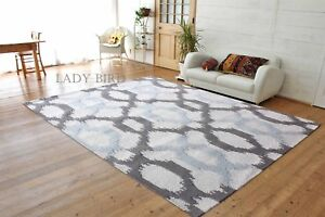 New Brand 5 x 8 Moroccan Rug Contemporary Style Handmade Woolen Rug & Carpet