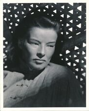 KATHARINE HEPBURN Chinese Vintage DRAGON SEED Clarence Bull MGM Portrait Photo