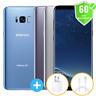 Samsung Galaxy S8 Plus | Factory Unlocked | GSM ATT T-Mobile | 64GB | Excellent