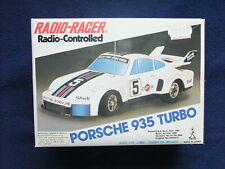 Taiyo Radio Control Porsche 935 Turbo - 1/24 Scale White BOXED
