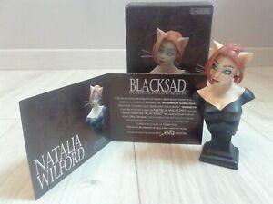 Buste blacksad Attakus Natalia Wilford