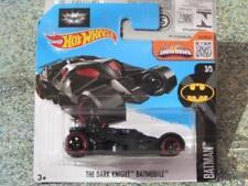 Coches, camiones y furgonetas de automodelismo y aeromodelismo color principal rojo de Batman