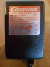 Carrera GO Trafo mit 2 Steckern,  Modell 61513