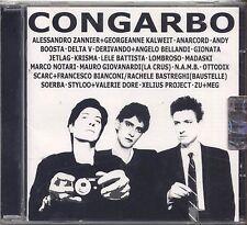 GARBO KRISMA BOOSTA BAUSTELLE DELTA V LA CRUS - 2 CD 2006 SIGILLATO SELAED (D2)